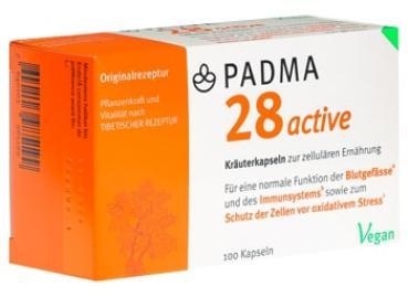 PADMA 28 active 200 Kapseln